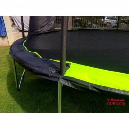 Bazoongi Jumpking 14Ft Trampoline