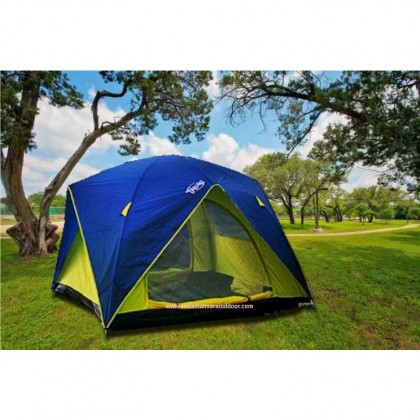 TRUE SHELTER FIREFLY 6 Person Camping Tent